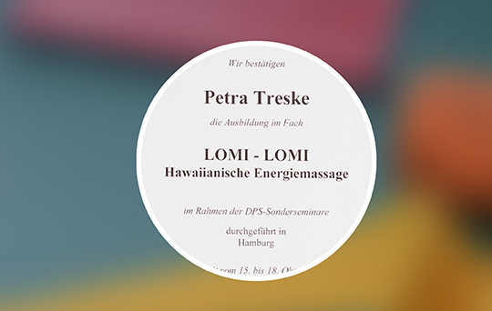 Lomi_Lomi_Zertifikat_Petra_Treske